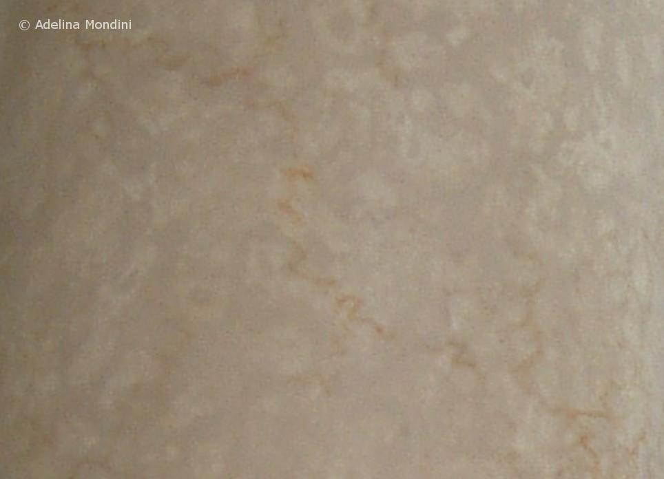 Imitazione pittorica marmo <i>&quot;Botticino&quot;</i>